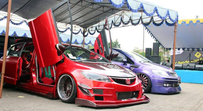 Mobil Modifikasi Indonesia Cars Collection