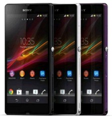 Xperia Z1, Mobile Official Name sony MP 20