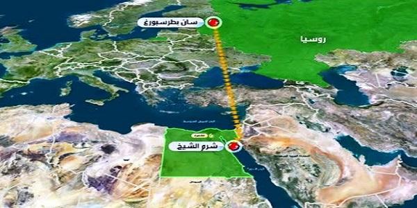 مخاوف من اسقاط داعش لطائرة روسية فى سيناء
