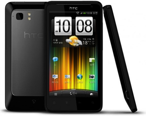 HTC Raider 4G, HTC Raider 4G Officially Launched,