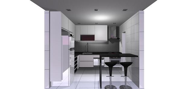 Armario Embaixo Janela : Wibamp cozinha pequena com pia embaixo da janela
