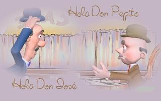 Planificación y el cuento de Don Pepito y Don José