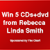 Win 5 CDs and a DVD from Rebecca Linda Smith and Country Chart Magazine