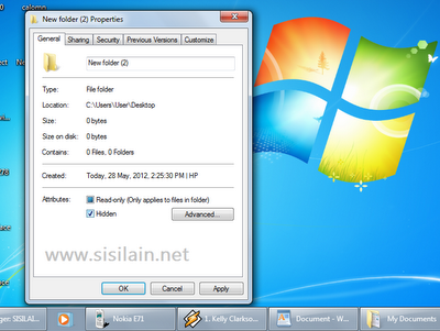 Fungsi Refresh pada Windows