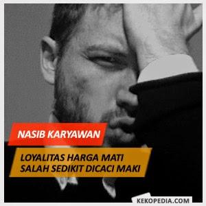 Dp BBM Nasib Karyawan | kekopedia.com