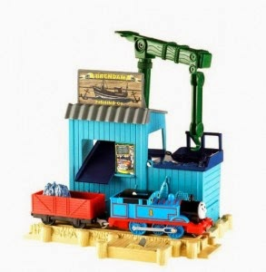 Snapdeal: Buy Mattel Thomas And Friends Brendam Playset at Rs.811