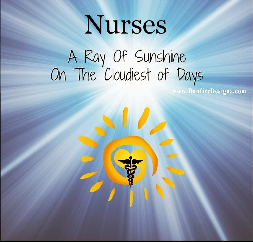 Nurses Are A Ray Of Sunshine