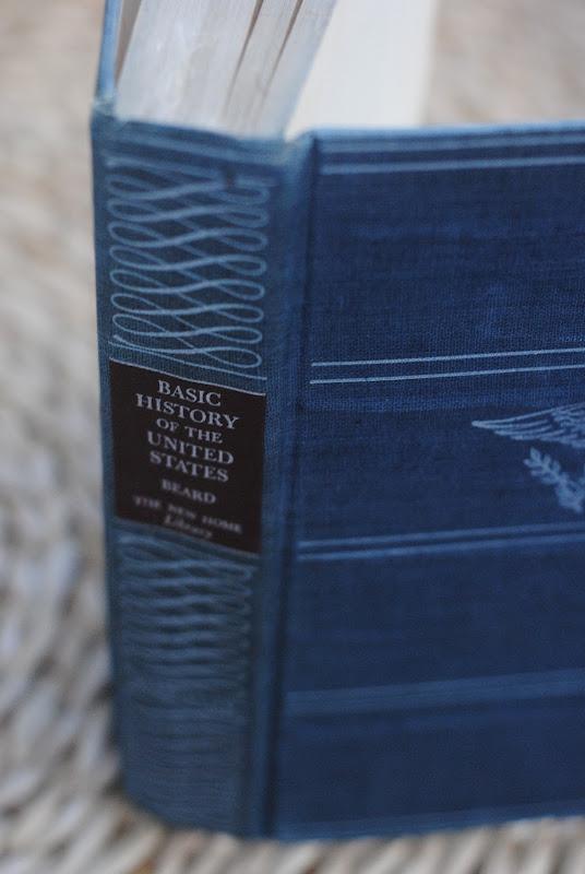 beautiful vintage book