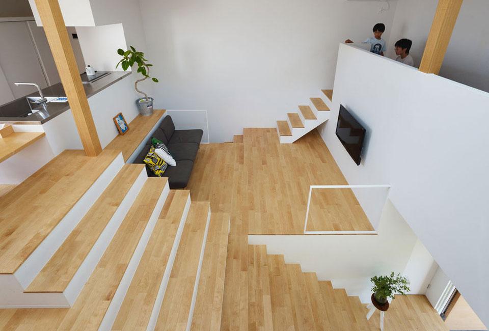 Artopiatecture Japanese Minimal House