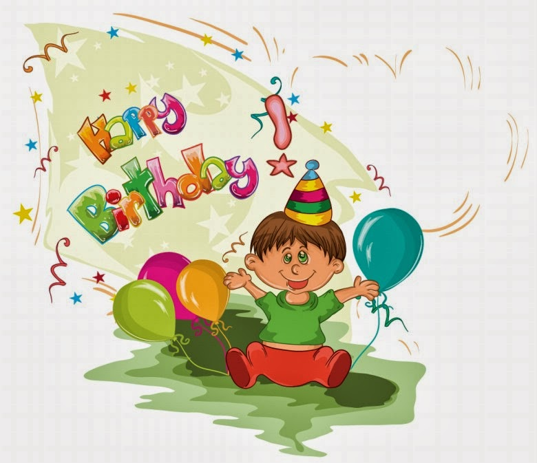 Kids Happy Birthday Cards Style Links