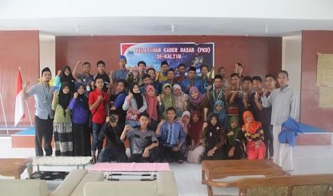 PMII KUTIM Gelar Pelatihan Kader Dasar Perdana Se-Kalimantan Timur