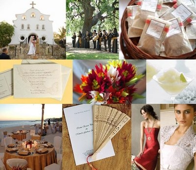 GET THE LOOK Spanish Themed Wedding