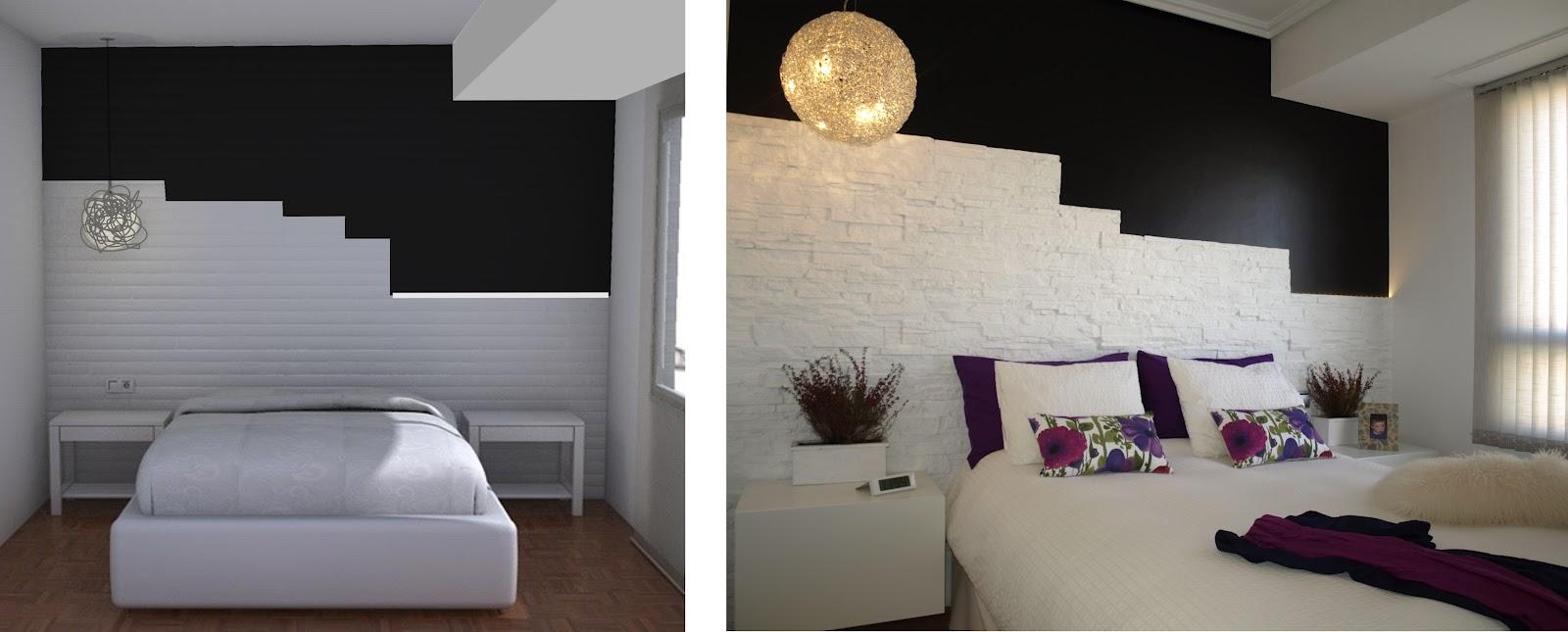 Raquel molina habitaci n de matrimonio for Simulador habitacion 3d
