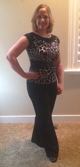 Christy Dorrity 19 pounds lost on the Irish Dance Diet Photo: Christy Dorrity