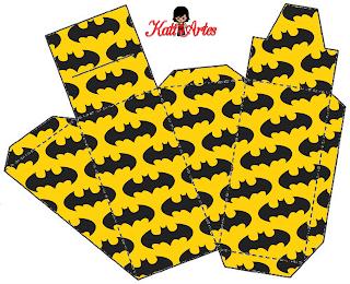 Caja de Batman.