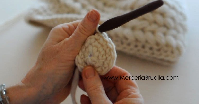 Tutorial en Vídeo de un gorro crochet