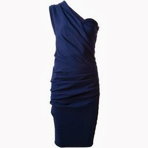 Vestidos, Diseños Modernos, Azul