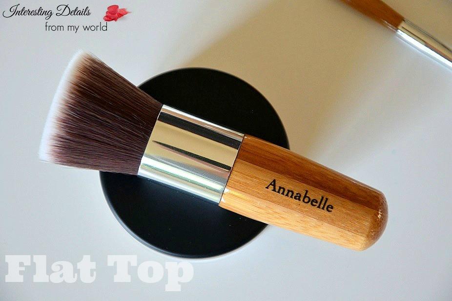Pędzle Annabelle Minerals