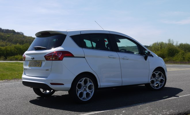 Ford B Max 1 0 Ecoboost Review