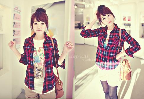 модные молодежные корейские прически