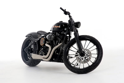 Harley Davidson nightrain Custom Edition Wallpaper
