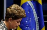 Dilma Rousseff diz que jamais renunciará e que é alvo de golpe de estado