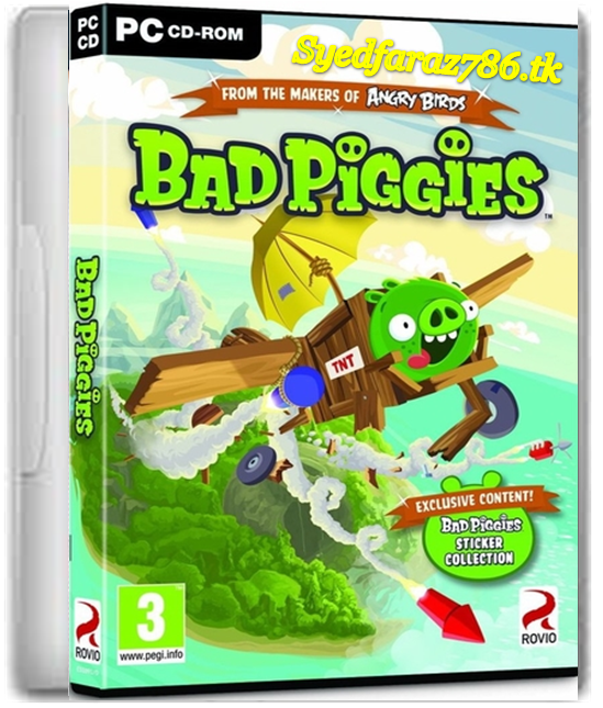 bad piggies full version
