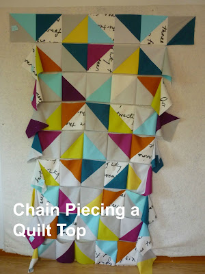 http://chezzetcookmodernquilts.blogspot.ca/2015/08/chain-piecing-quilt-top-tutorial.html