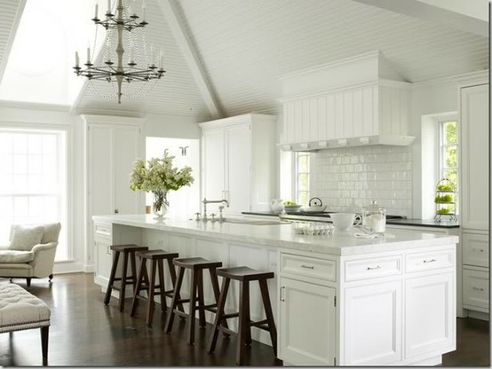 Pinterest White Kitchen