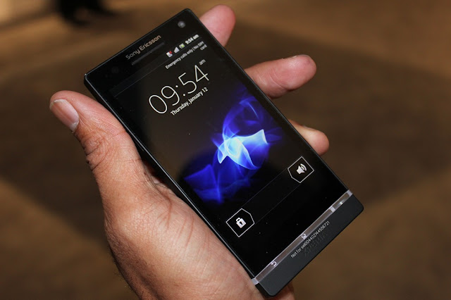 Xperia s launch hands on review release