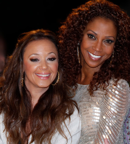 Support the great charities of Leah Remini & Holly Robinson Peete!