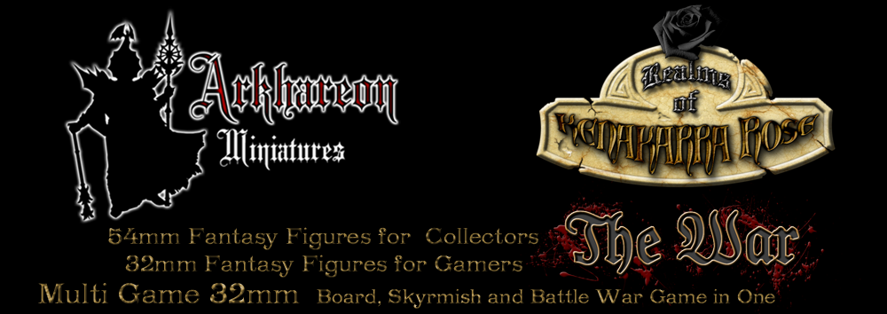 Arkhareon Miniatures
