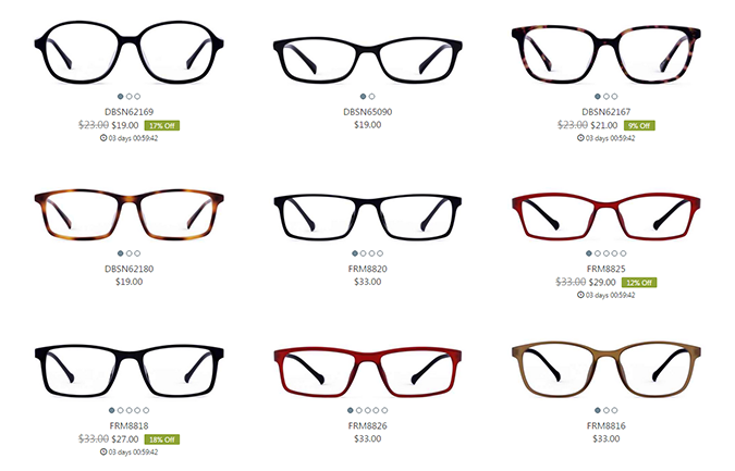 Eyeglass Frames For Different Face Shapes : Face shape guide for eyeglassesxFirmoo giveaway ...