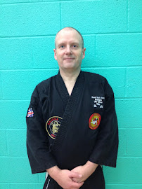 Sensei Mark Bailey
