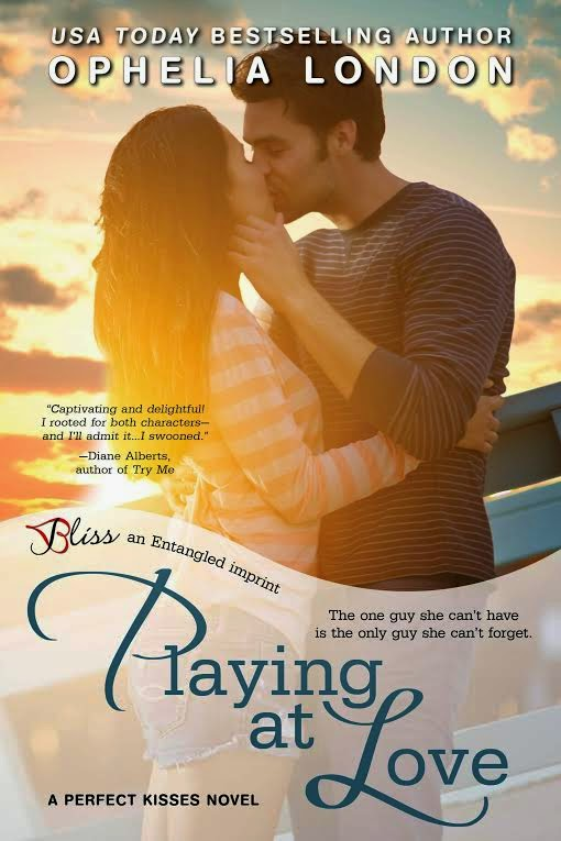 Playing at Love (Perfect Kisses #1)