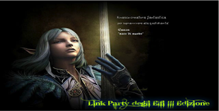 Link Party degli Elfi III Ed. by Arwen