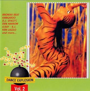 Dance Explosion Vol. 2 (1994) (FLAC)