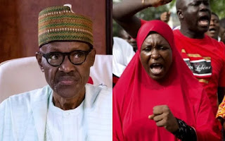 Osun APC rally: Aisha Yesufu attacks Buhari
