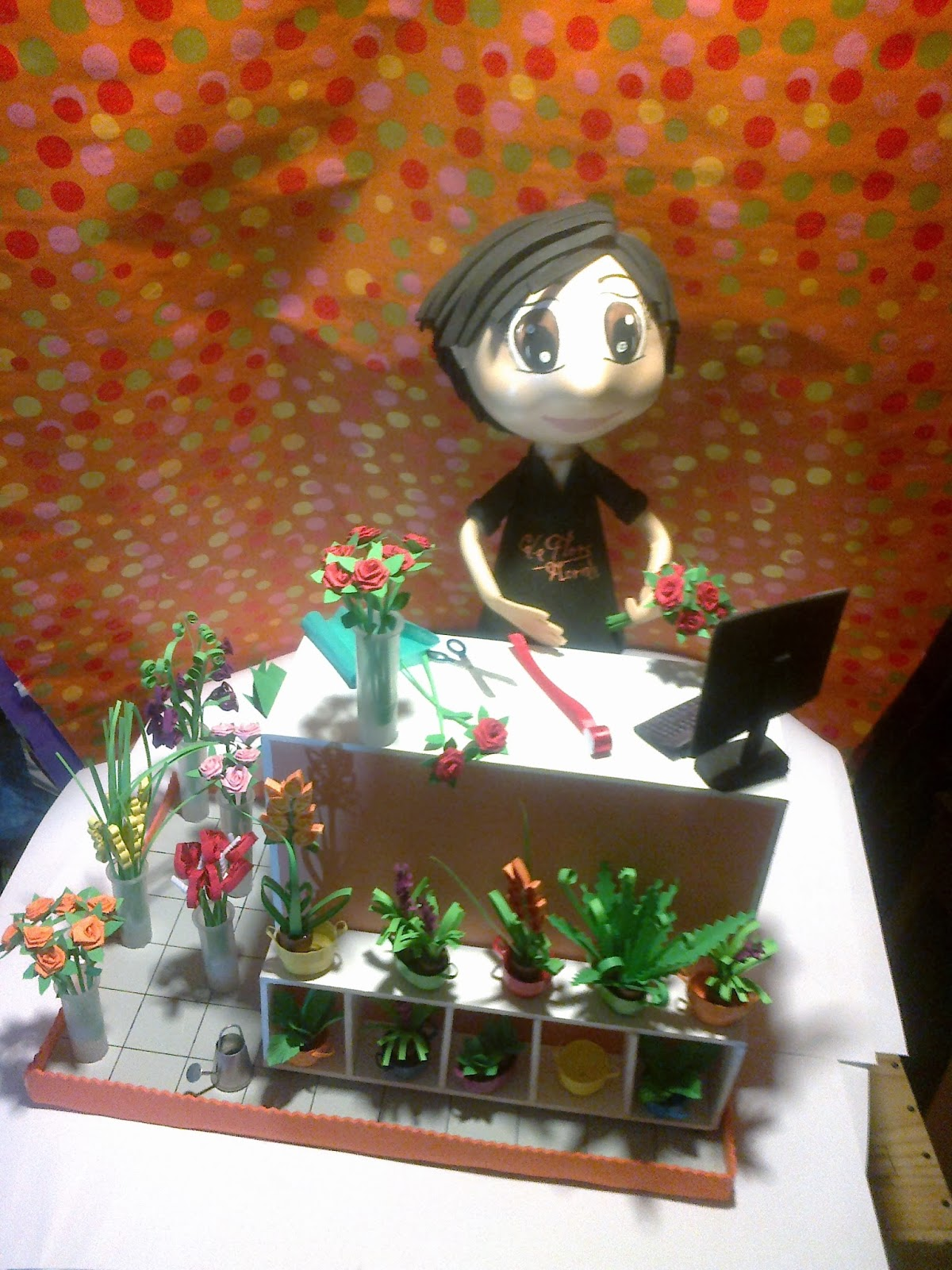 http://caticreaciones.blogspot.com/2013/11/fofucha-florista.html