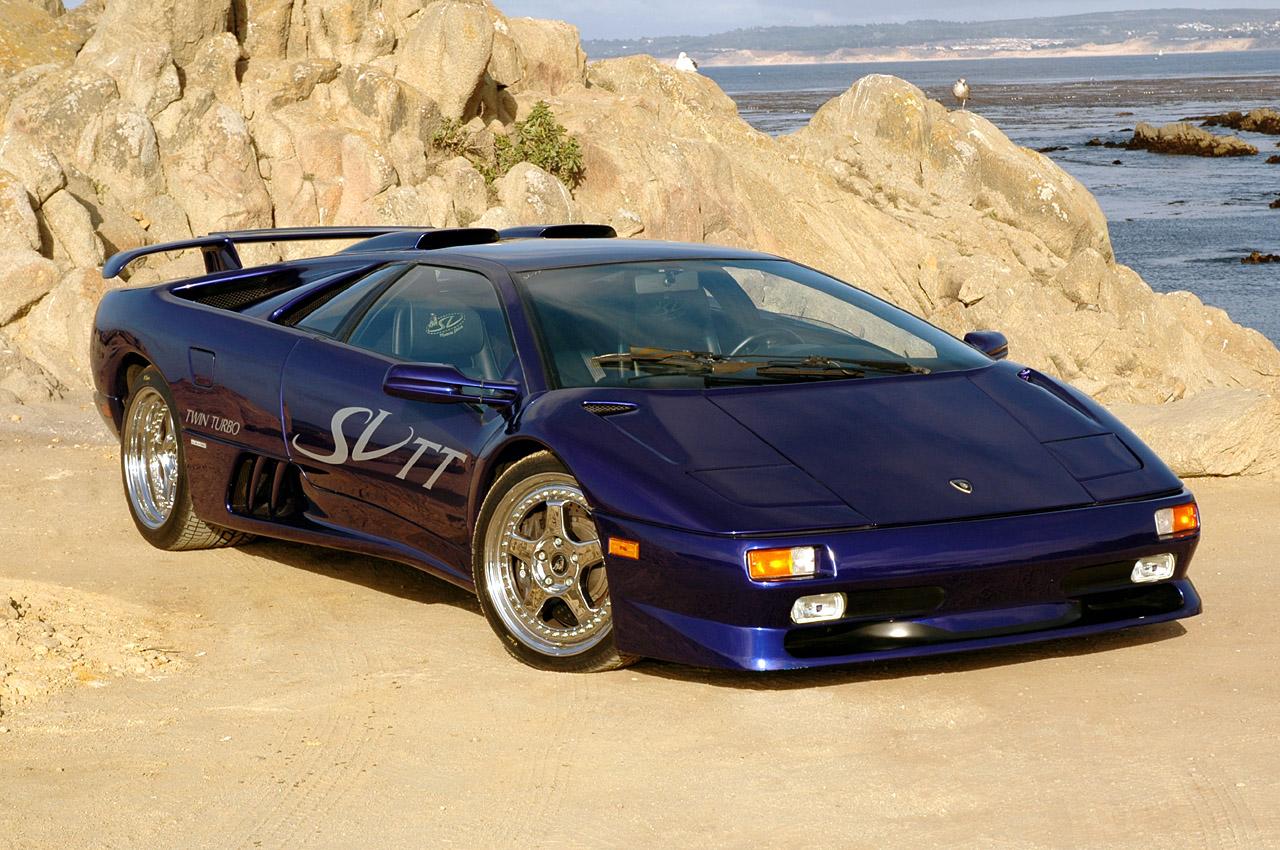 Lamborghini Diablo Hd Cool Cars Wallpapers