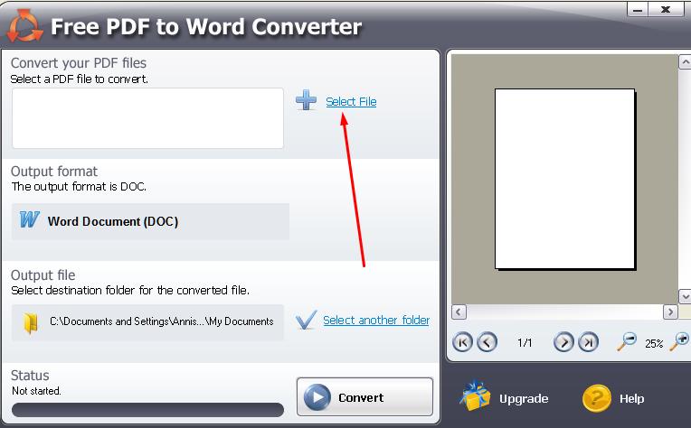 Cara Mengubah PDF ke Word Secara Offline