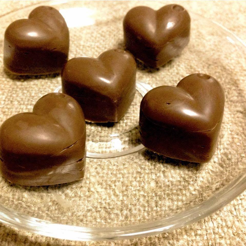 cioccolatini da bagno L'ECOfficina di Martina olio di cocco burro di karitè cioccolato fondente equosolidale bio vegan