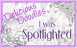 Delicious Doodles Spotlight - 20.1.2012