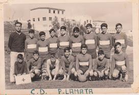 C.D.PEDRO LA MATA