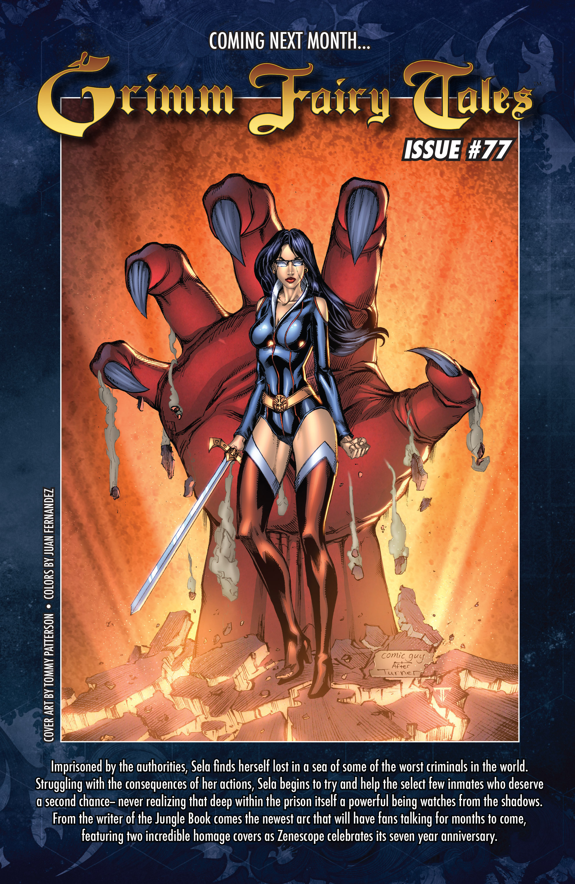 Grimm Fairy Tales (2005) Issue #76 #79 - English 24