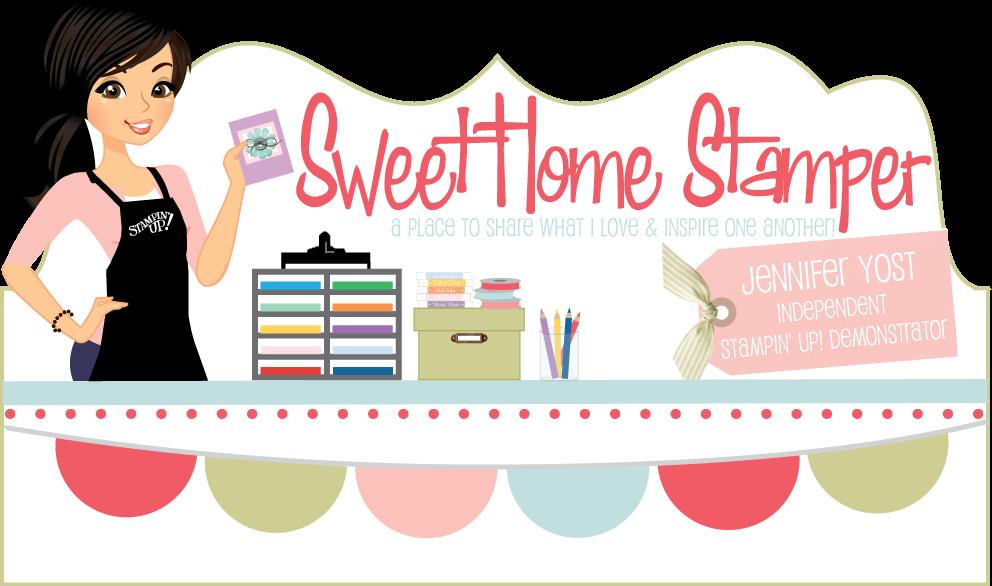 Sweet Home Stamper