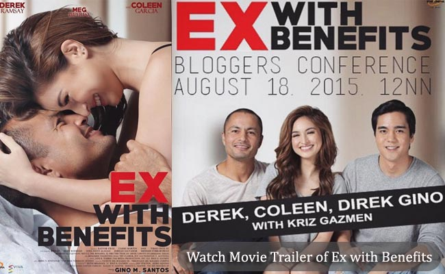 Watch Movie Trailer of Ex with Benefits