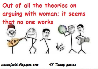 funny woman quote pic image