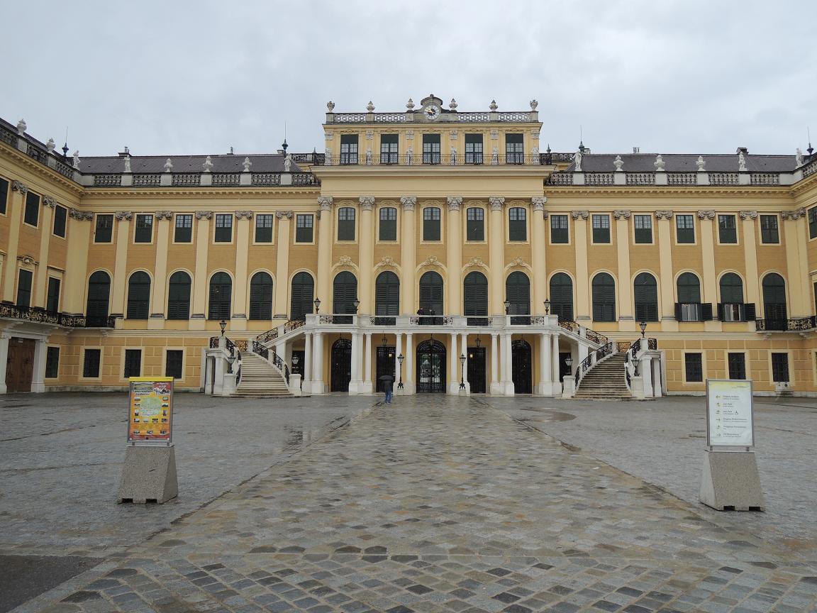 Schonbrunn Palace Maria Theresa