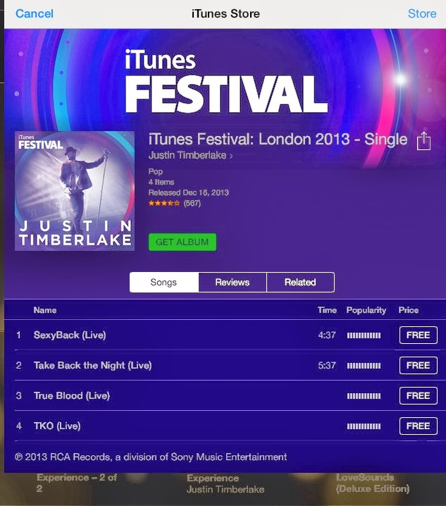 FREE IS MY LIFE: FREE iTunes Music, Apps, iBooks daily thru 1/6 with the Apple 12 Days of Gifts App